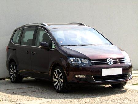 Volkswagen Sharan, 2018