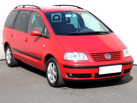 Volkswagen Sharan, 2003