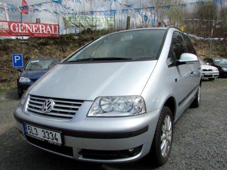 Volkswagen Sharan, 2008