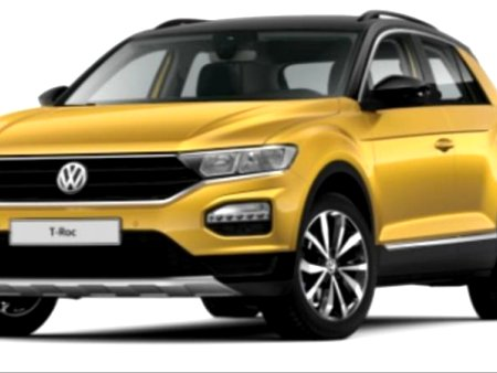 Volkswagen T-Roc, 2017