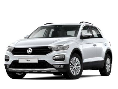 Volkswagen T-Roc, 2018
