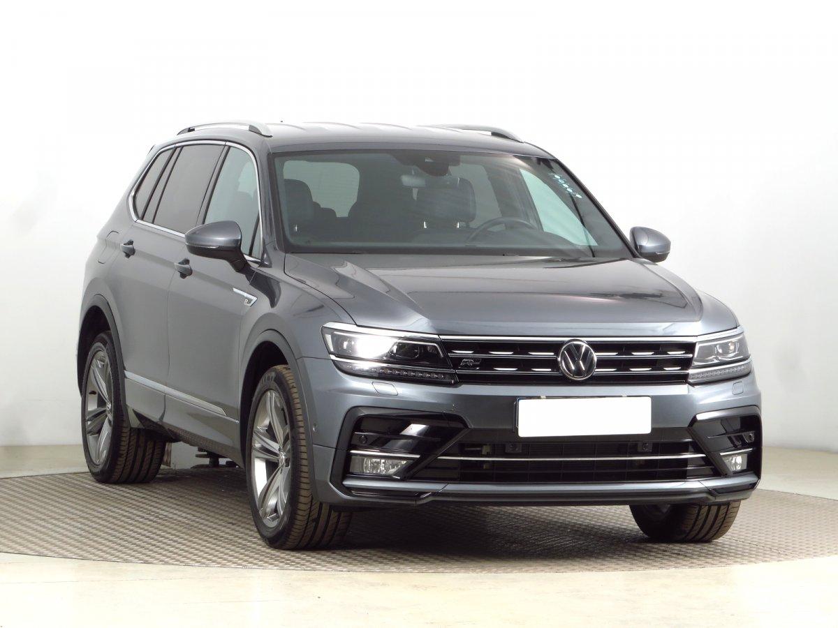 Volkswagen Tiguan Allspace, 2018 - celkový pohled
