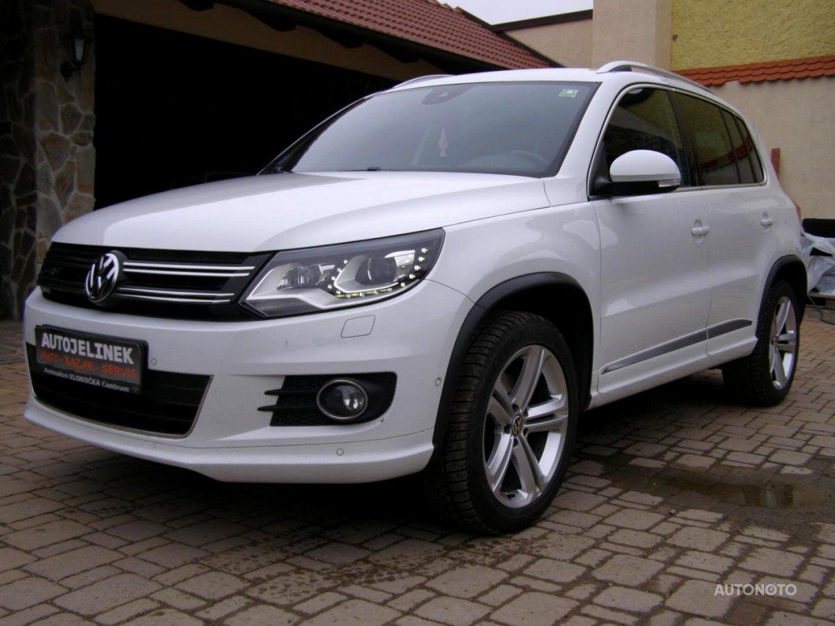 Volkswagen Tiguan, 2015 - celkový pohled