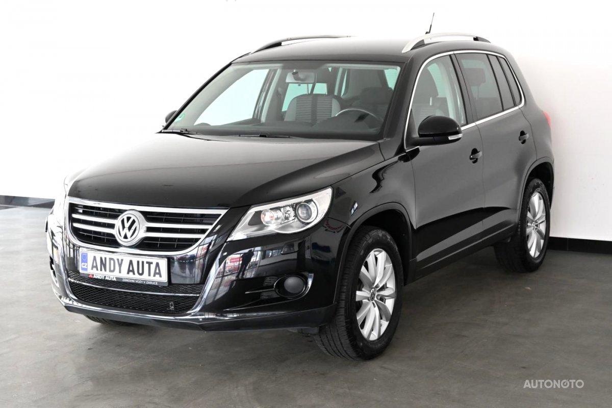 Volkswagen Tiguan, 2010 - celkový pohled