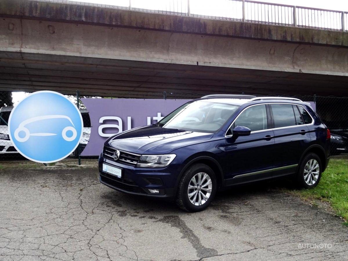 Volkswagen Tiguan, 2018 - celkový pohled