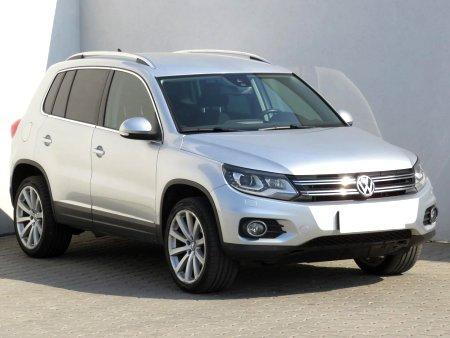Volkswagen Tiguan, 2012