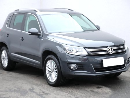 Volkswagen Tiguan, 2014