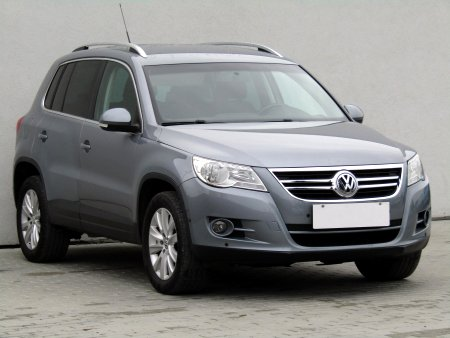 Volkswagen Tiguan, 2010