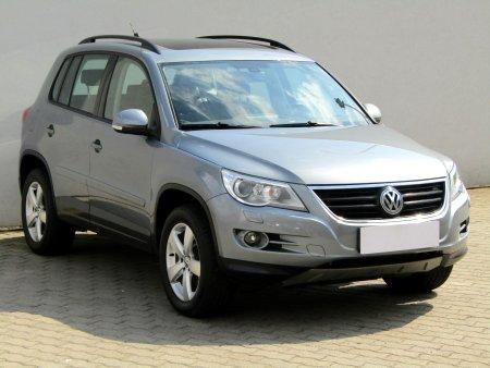 Volkswagen Tiguan, 2007