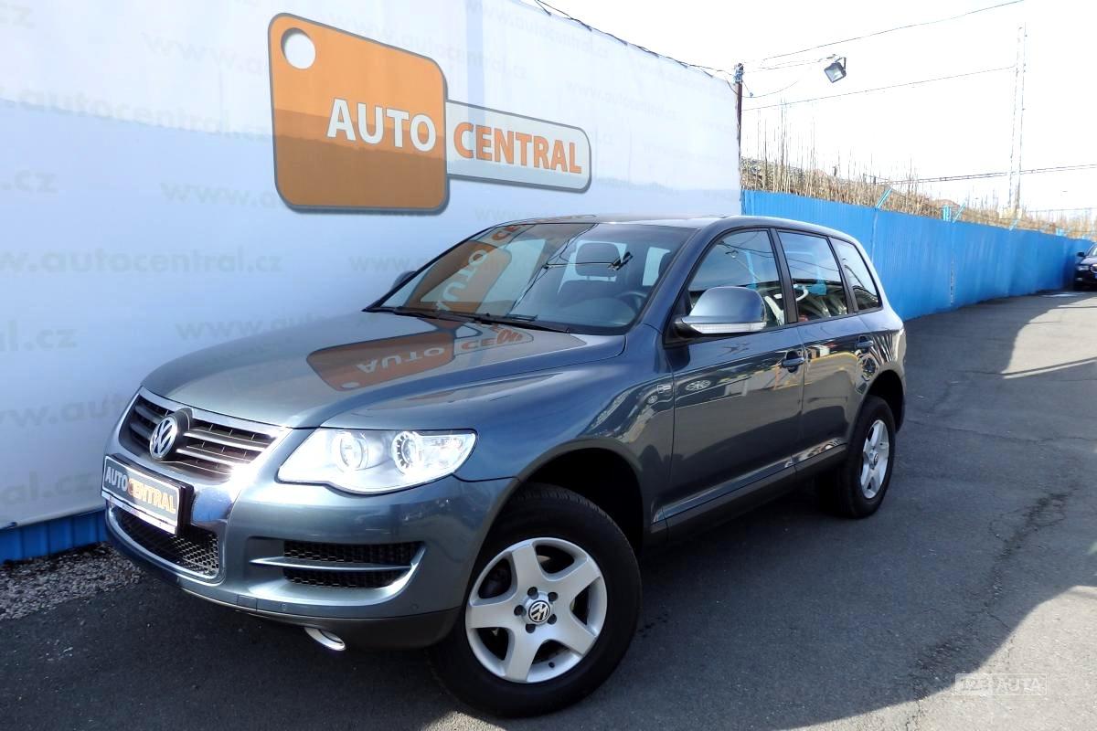 Volkswagen Touareg, 2009 - celkový pohled