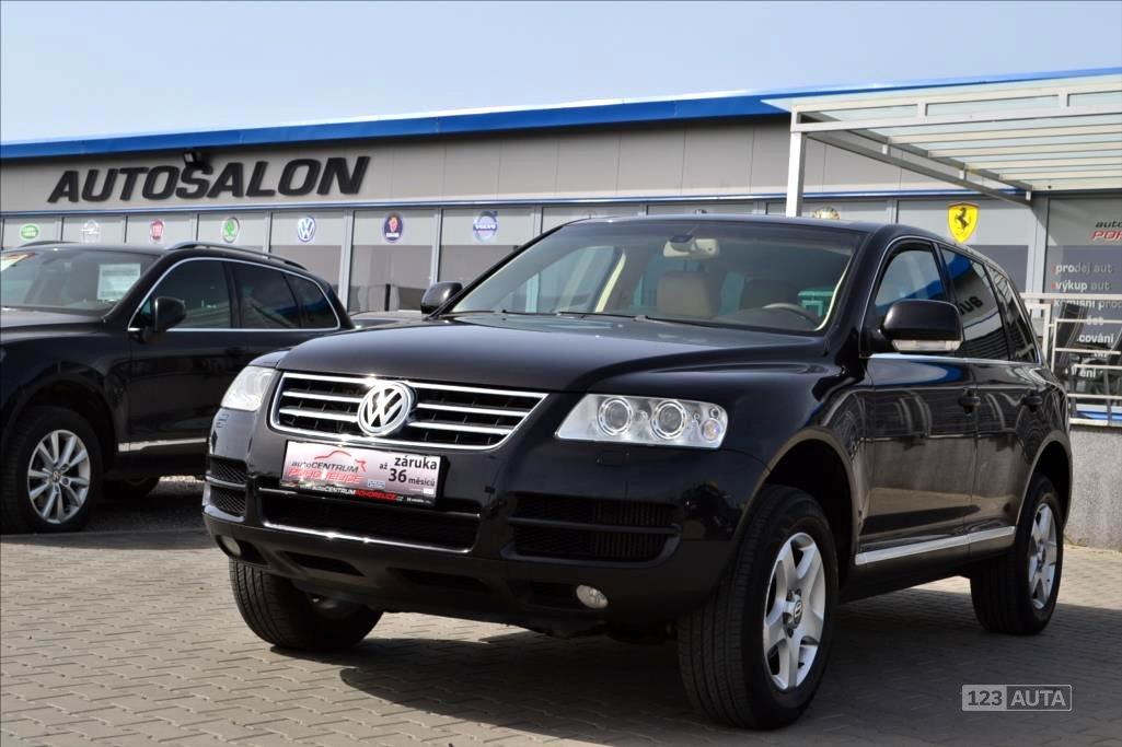Volkswagen Touareg, 0 - celkový pohled