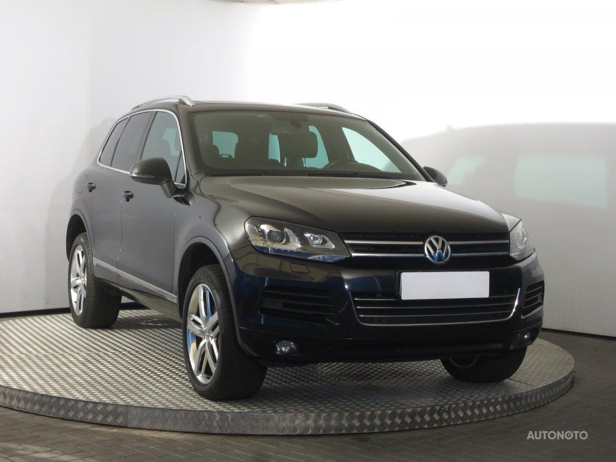 Volkswagen Touareg, 2010 - celkový pohled