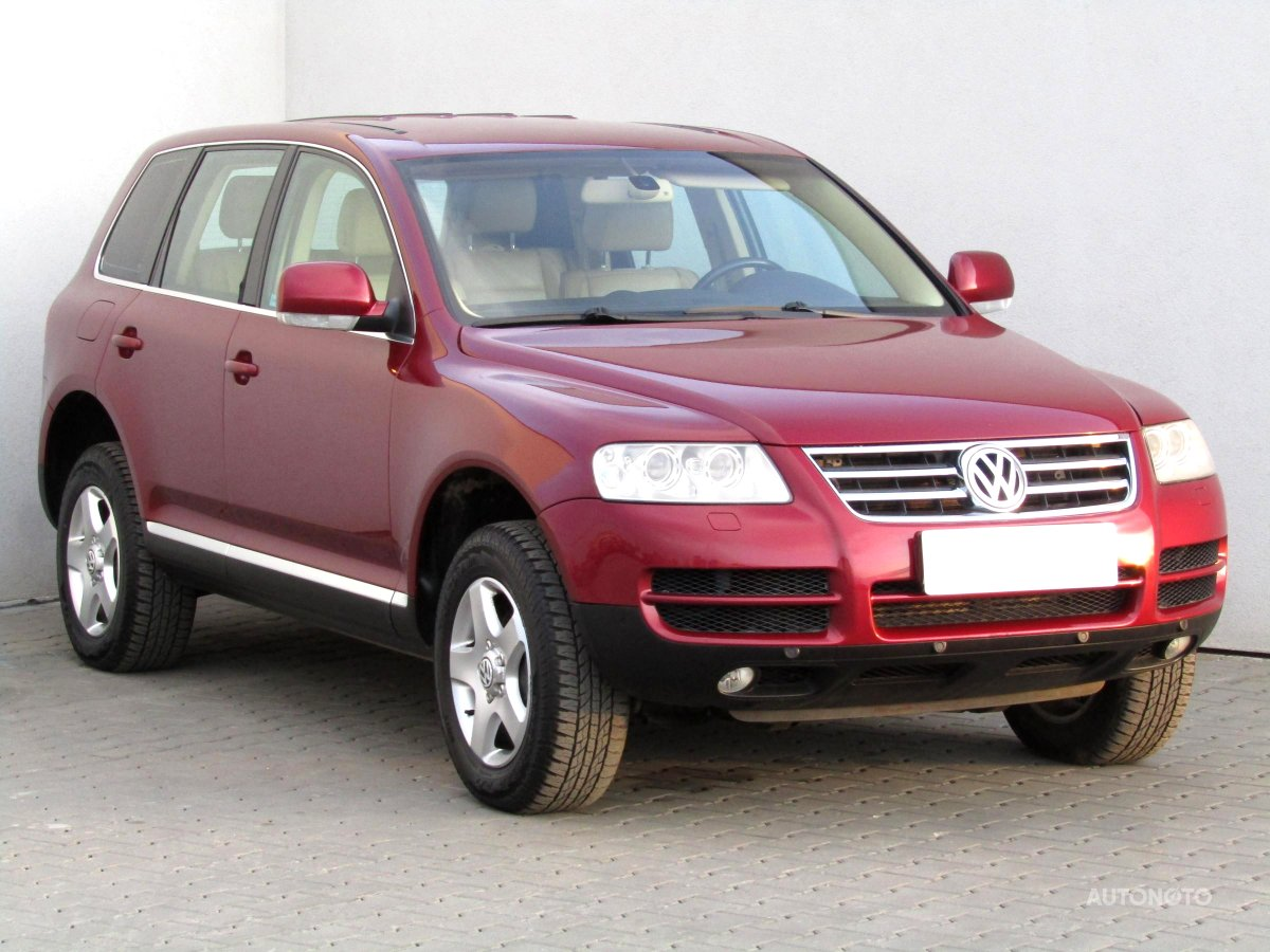volkswagen touareg r v 2003 prodej bazar. Black Bedroom Furniture Sets. Home Design Ideas