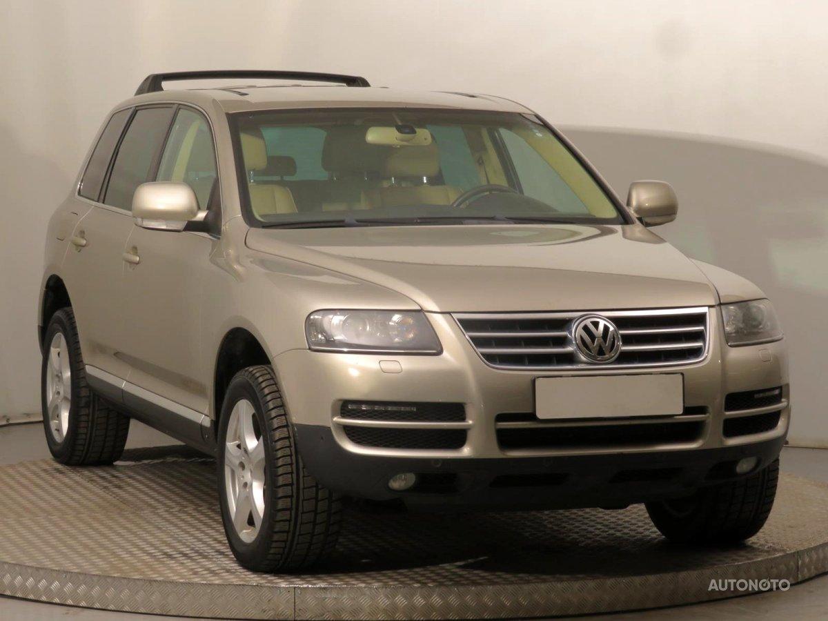 Volkswagen Touareg, 2006 - celkový pohled