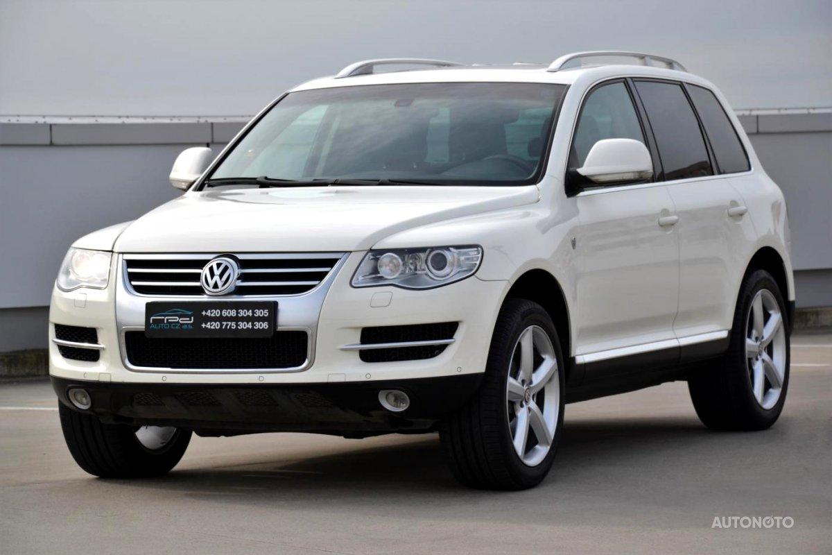 Volkswagen Touareg, 2007 - celkový pohled