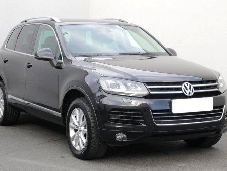 Volkswagen Touareg, 2011