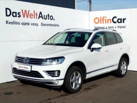 Volkswagen Touareg, 2015