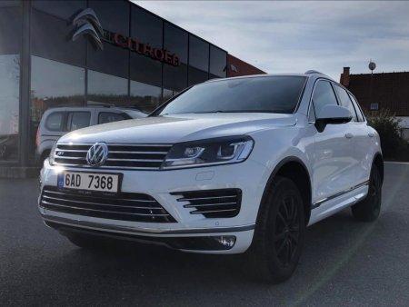 Volkswagen Touareg, 2017