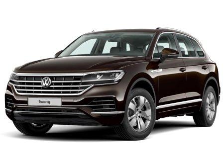 Volkswagen Touareg, 2019