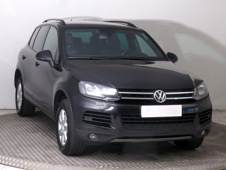 Volkswagen Touareg, 2010