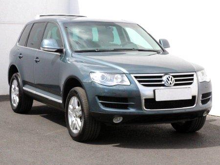 Volkswagen Touareg, 2007