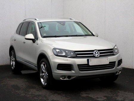 Volkswagen Touareg, 2013