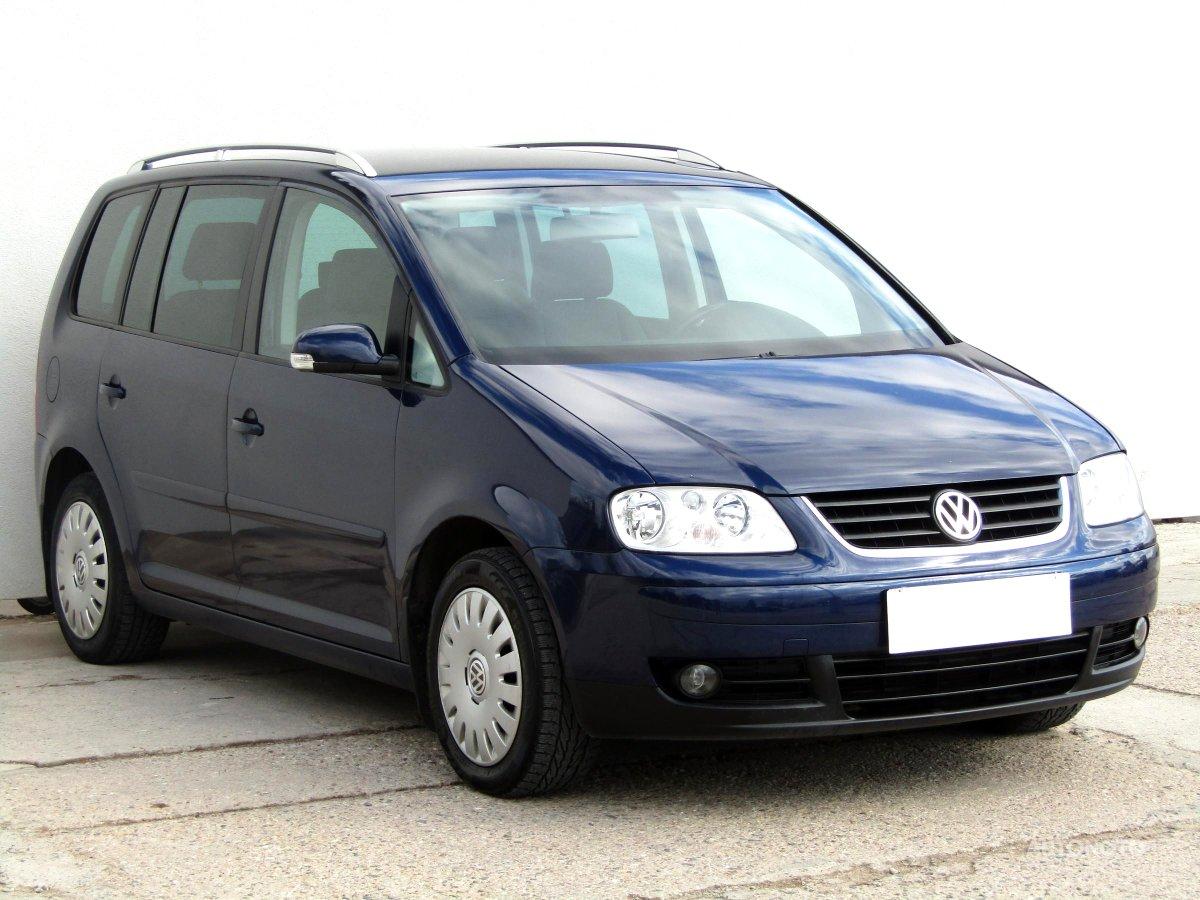 Volkswagen Touran, 2003 - pohled č. 1