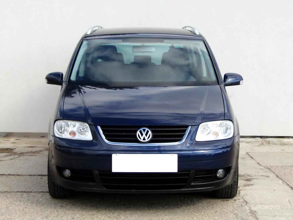 Volkswagen Touran, 2003 - pohled č. 2