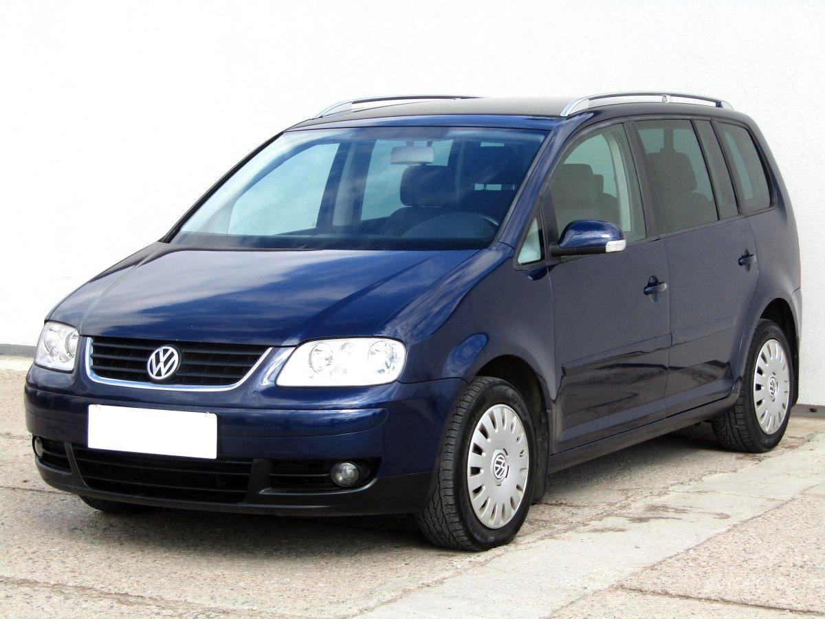 Volkswagen Touran, 2003 - pohled č. 3