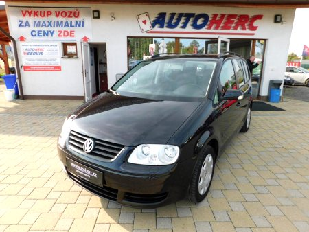 Volkswagen Touran, 2005