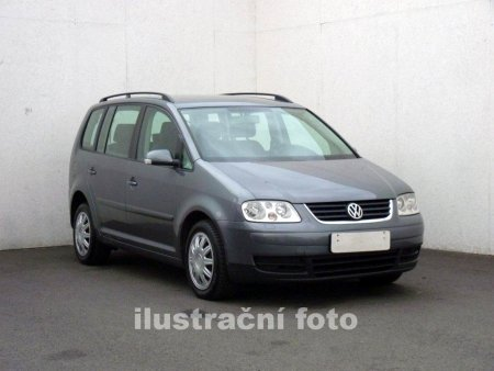 Volkswagen Touran, 2006