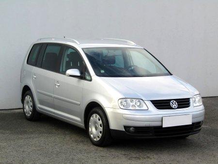 Volkswagen Touran, 2003