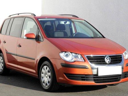Volkswagen Touran, 2007