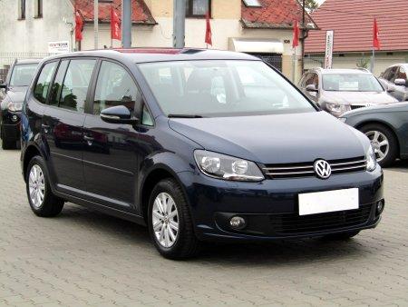 Volkswagen Touran, 2014