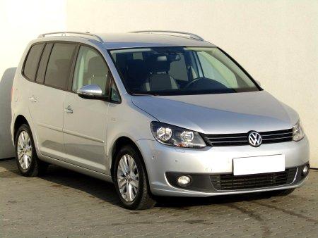 Volkswagen Touran, 2013