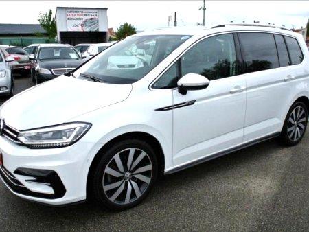 Volkswagen Touran, 2017