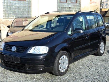 Volkswagen Touran, 2004