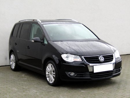 Volkswagen Touran, 2009
