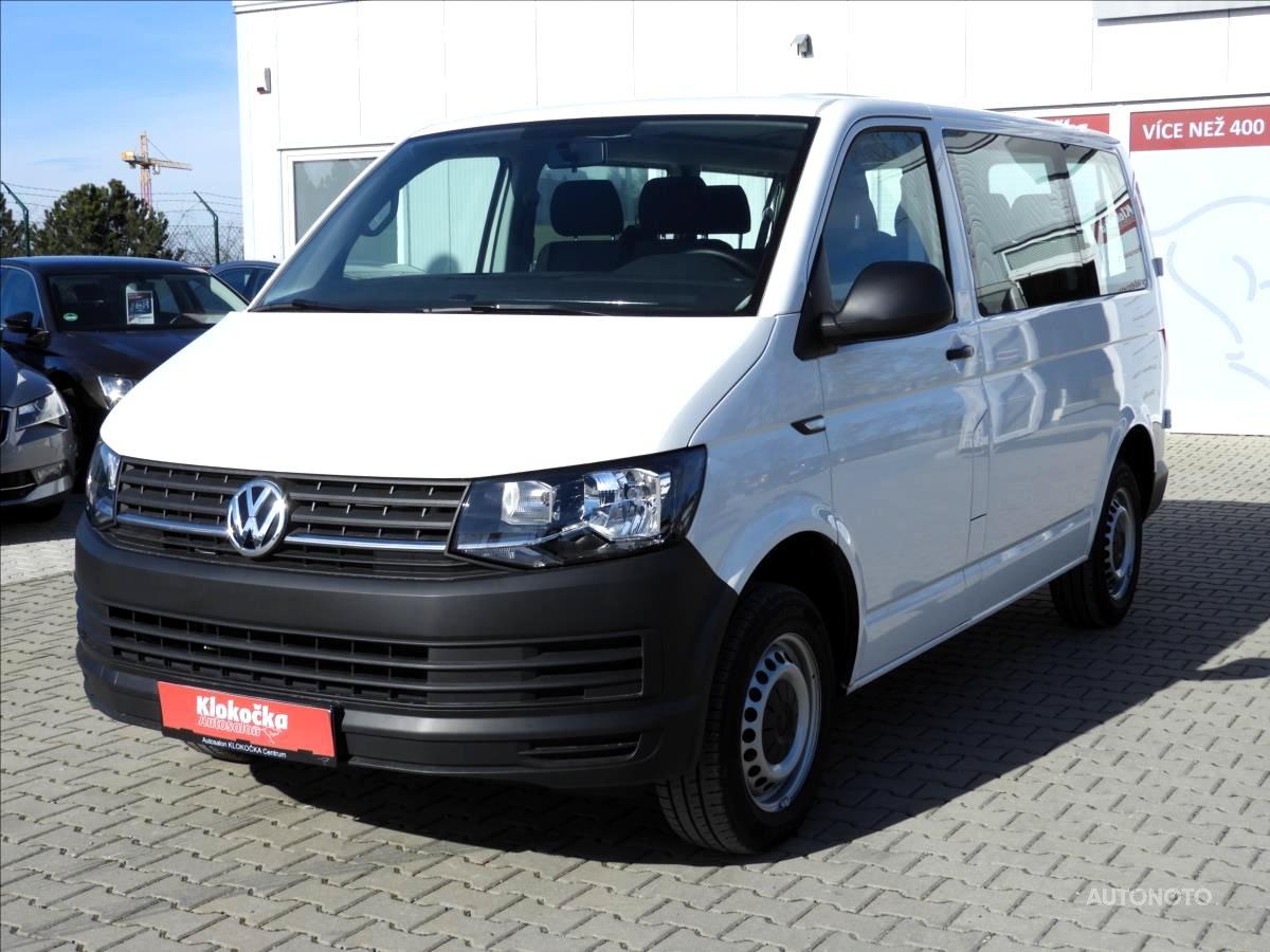 Volkswagen Transporter, 2018 - celkový pohled