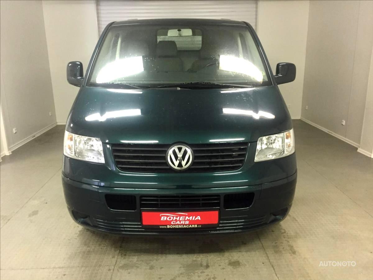 Volkswagen Transporter, 2004 - celkový pohled