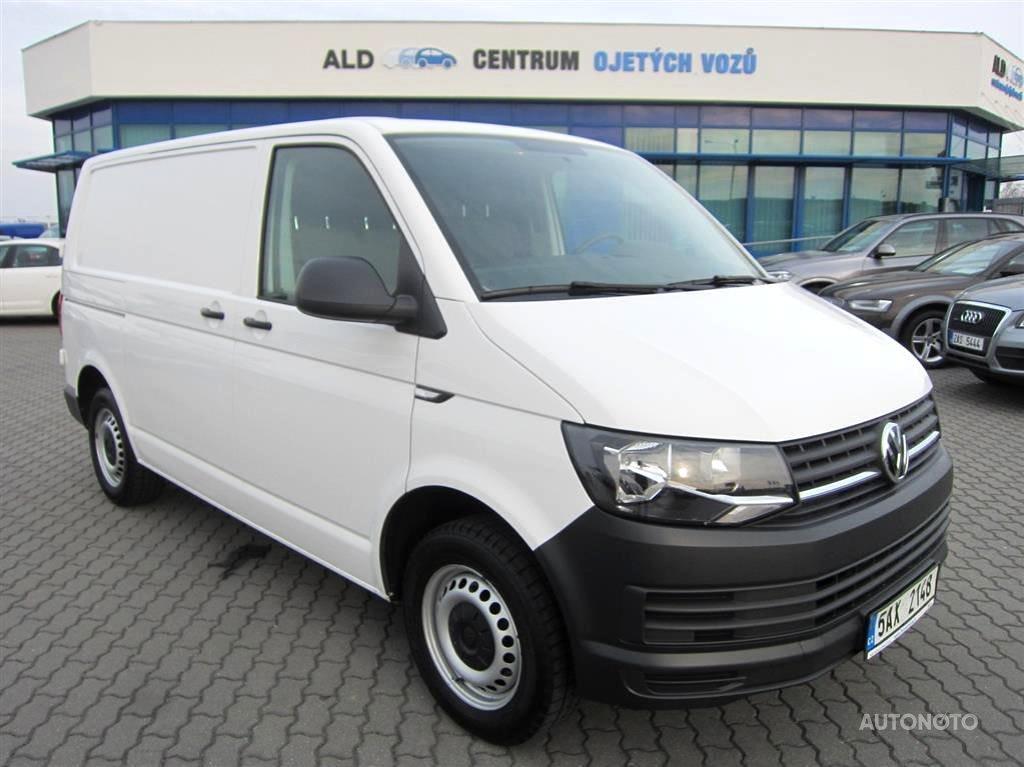 Volkswagen Transporter, 2016 - celkový pohled