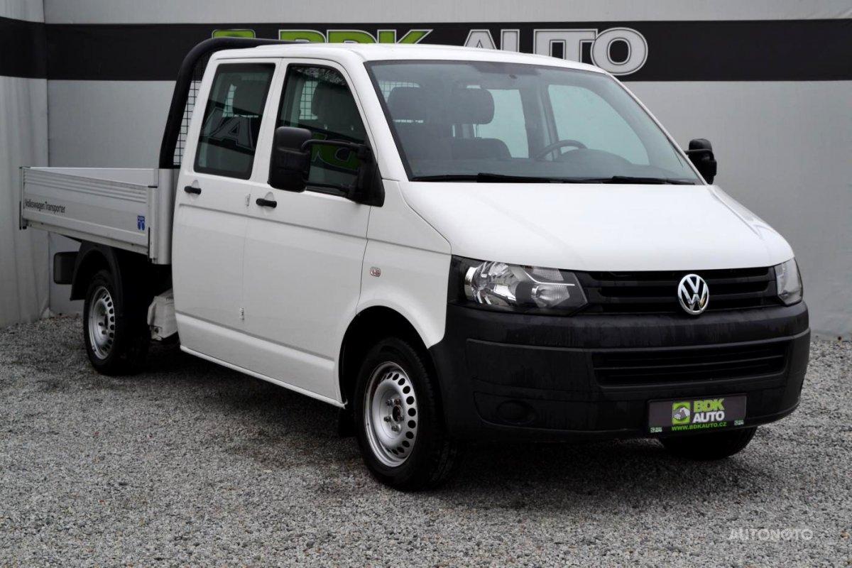 Volkswagen Transporter, 2014 - celkový pohled