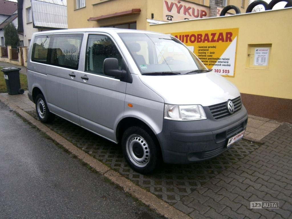 Volkswagen Transporter, 2006 - celkový pohled
