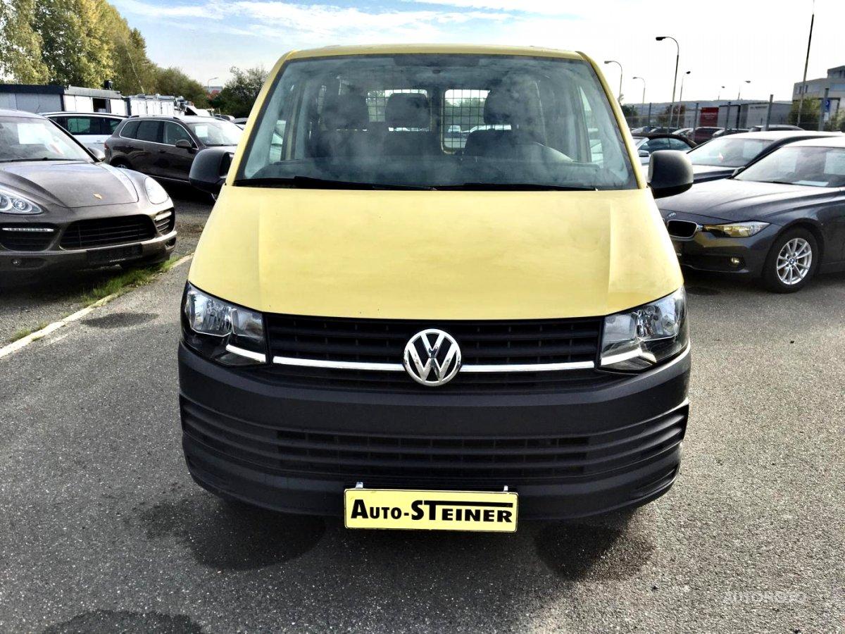 Volkswagen Transporter, 2017 - celkový pohled
