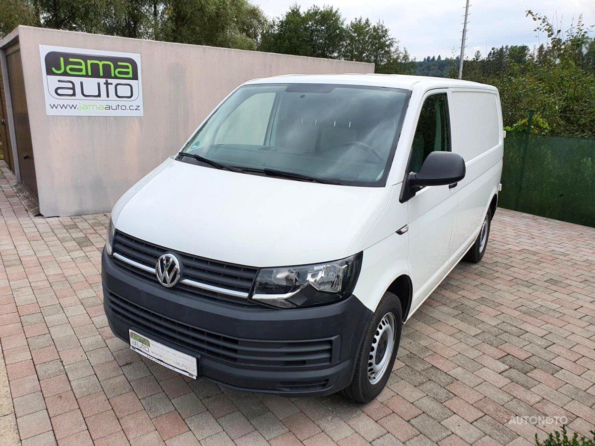 Volkswagen Transporter, 2015 - celkový pohled