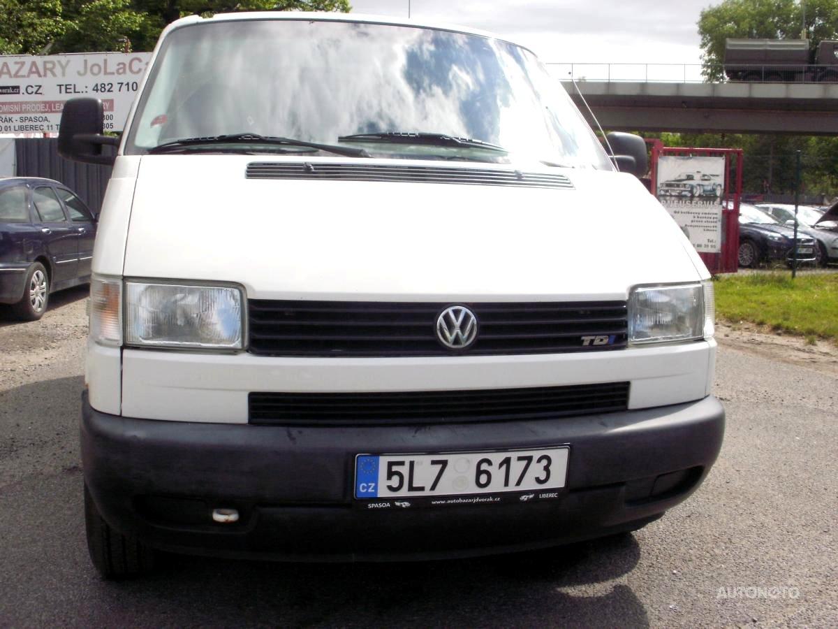 Volkswagen Transporter, 2003 - celkový pohled