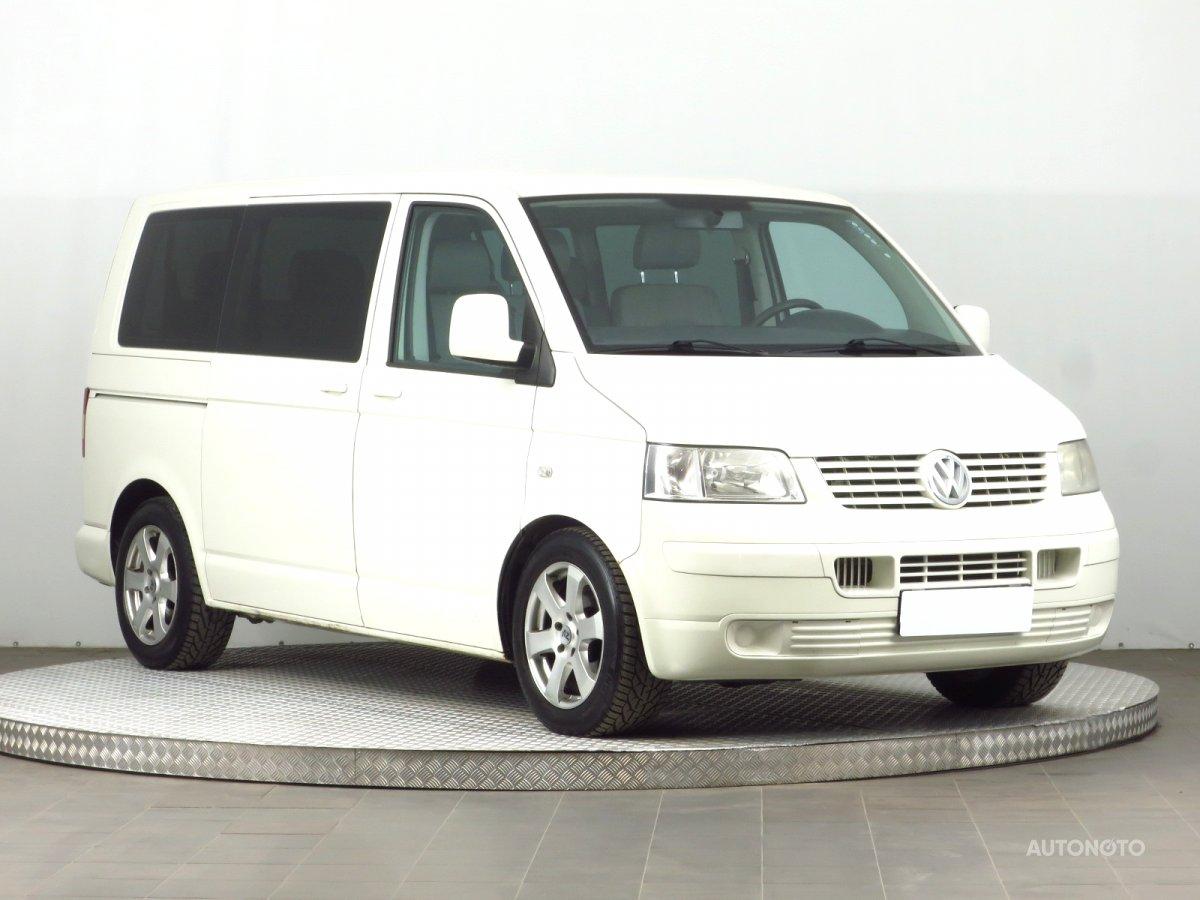Volkswagen Transporter, 2007 - celkový pohled