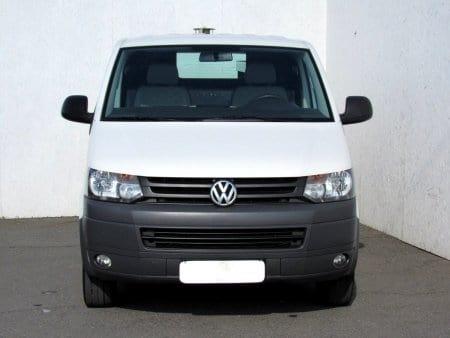 Volkswagen Transporter, 2010 - pohled č. 2