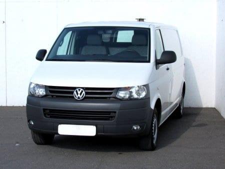 Volkswagen Transporter, 2010 - pohled č. 3