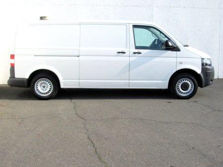 Volkswagen Transporter, 2010 - pohled č. 4
